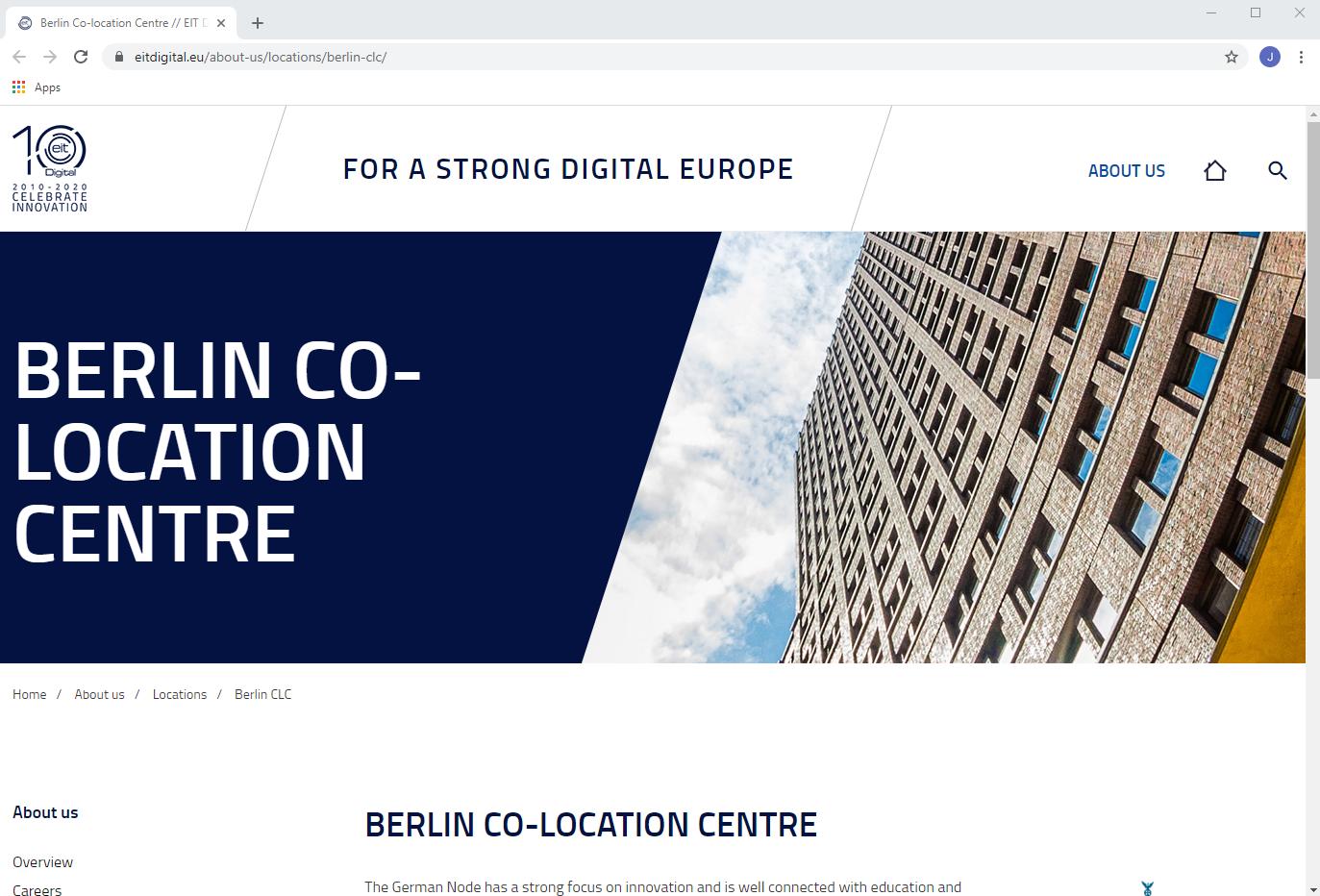 EIT Digital Innovation Factory smartes Bezahlen