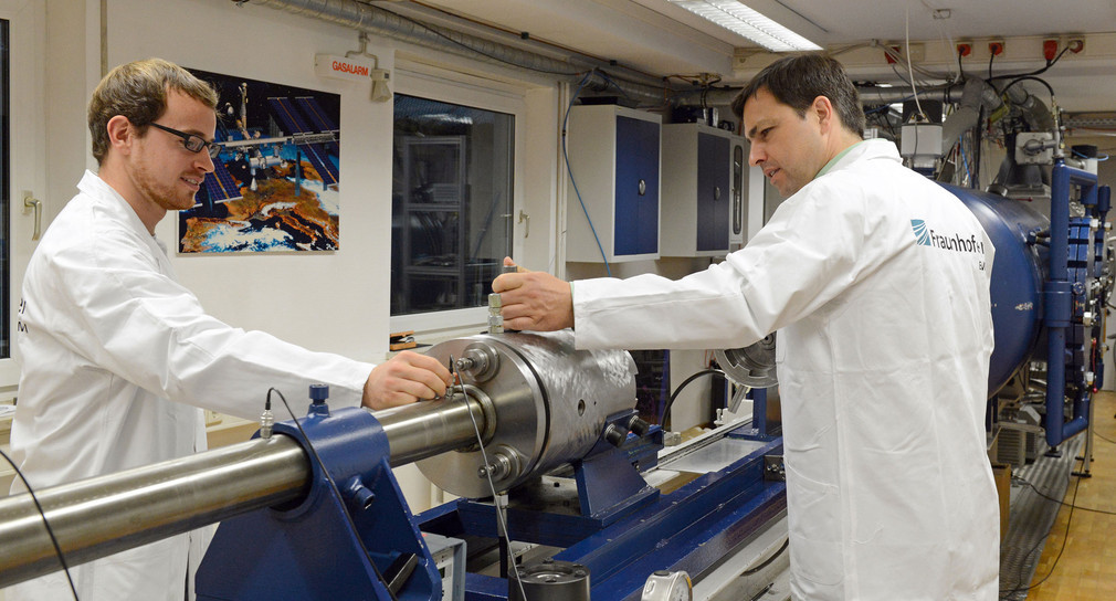 Fraunhofer Institut für Nachhaltige Technische Systeme (INATECH)