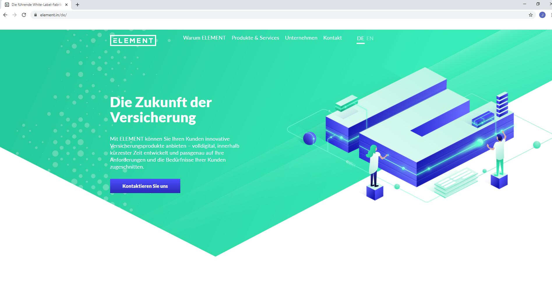 Insurtech-Startup Element Allianz Kasko