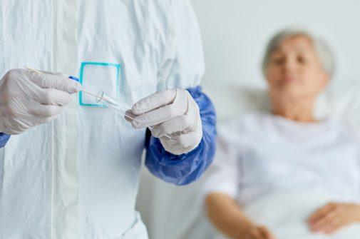 CoronaVirus bildbasierte Diagnose mit KI