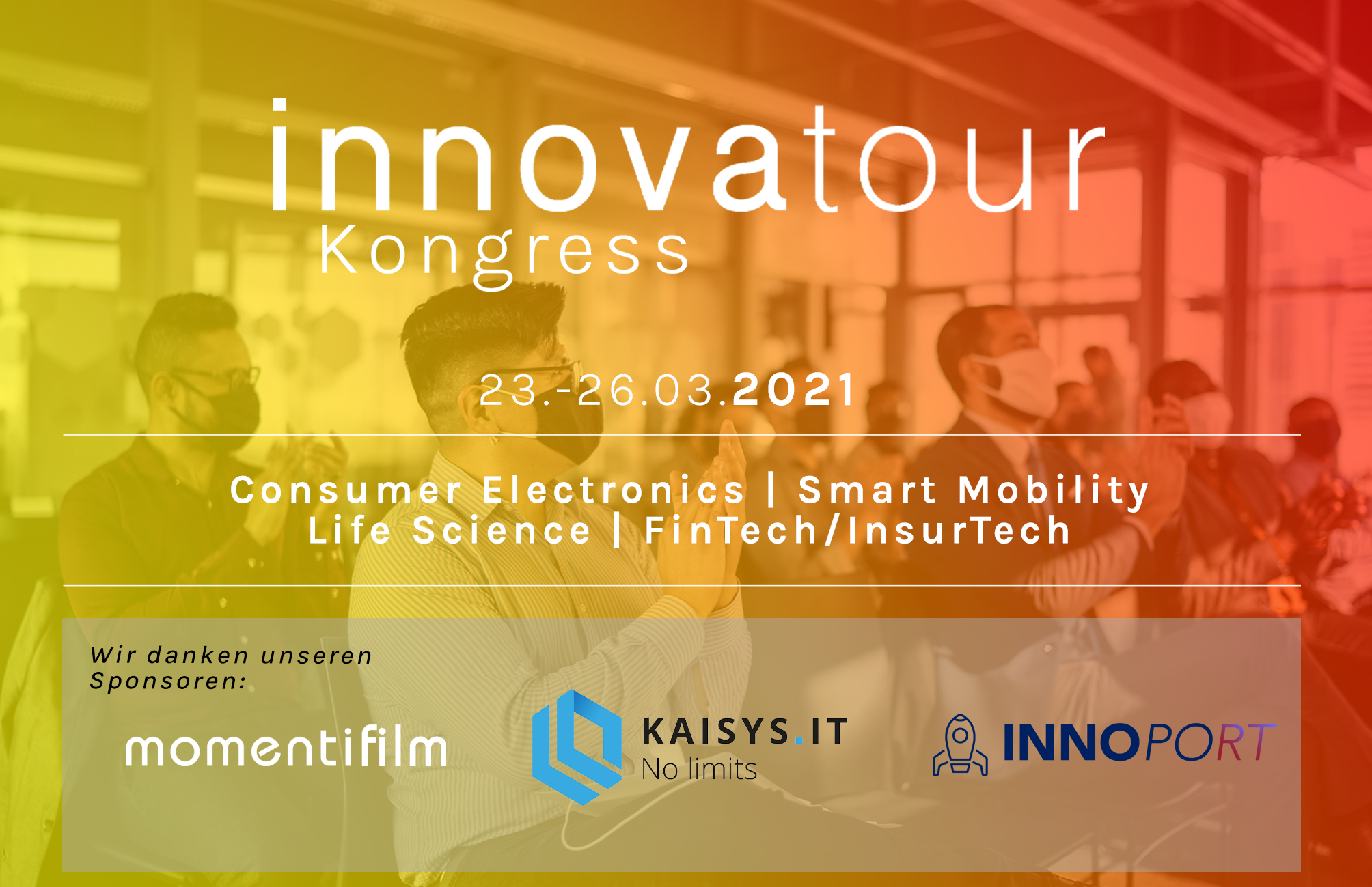 Flyer Innovatour Kongress
